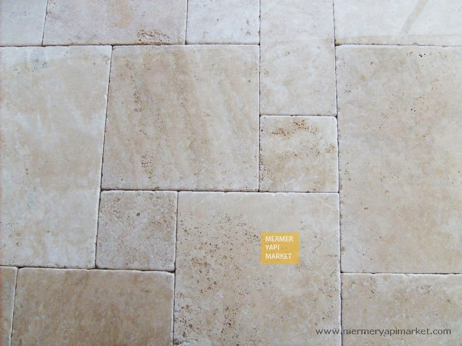 Travertine French Pattern Set