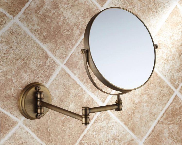 Katlanır Duvardan Çıkışlı Ayna