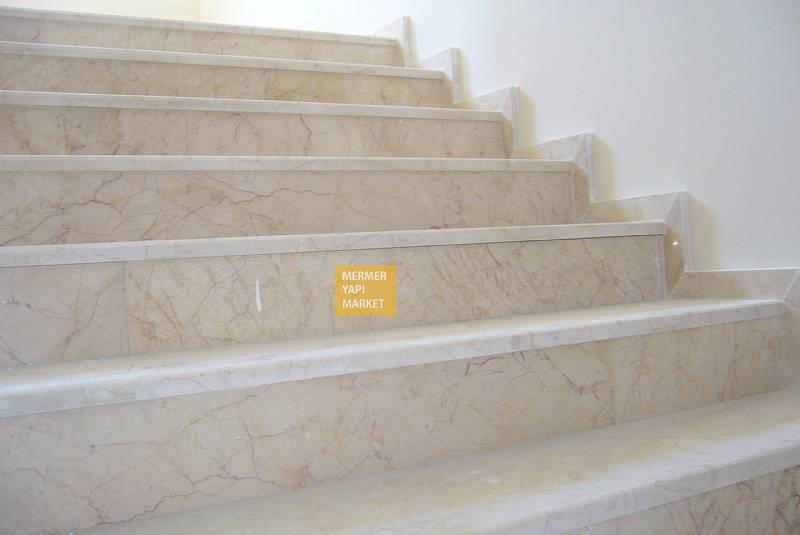 Koyu Bursa Beji Merdiven - Basamak Rıht Dahil