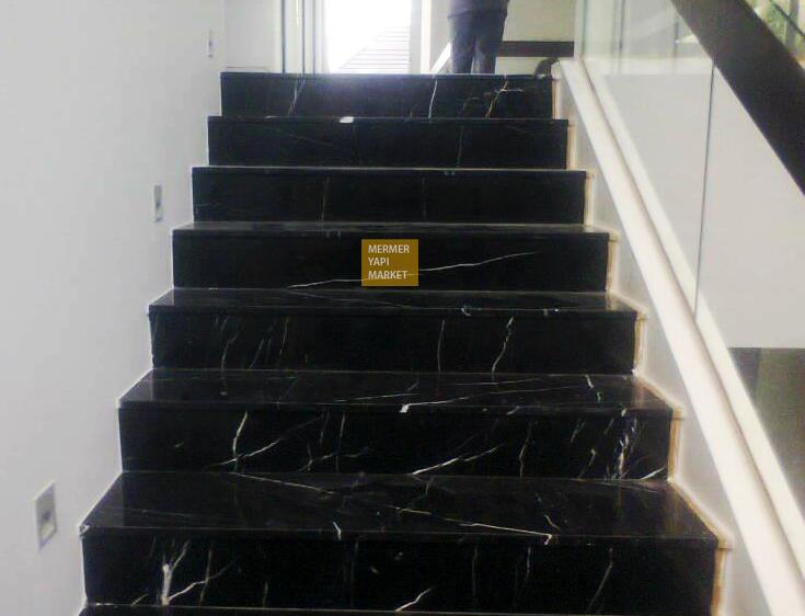 Toros Siyah Merdiven - Basamak Rıht Dahil