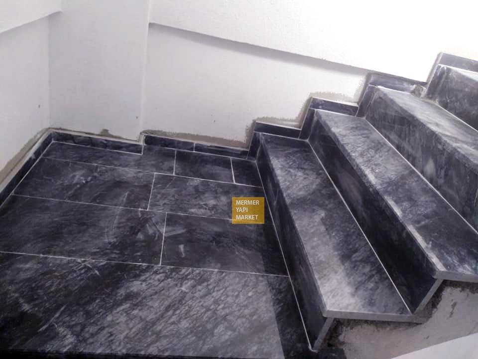 Kaplan Postu Merdiven - Basamak Rıht Dahil