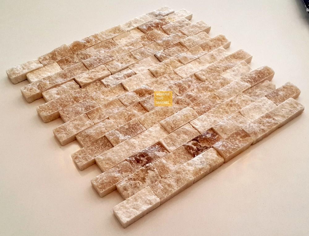 Onyx Patlatma Mermer Mozaik